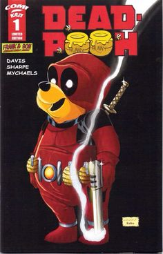 Forget DeadPool. I'd like to see DeadPooh.