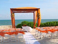 destination wedding set up in Mexico.  #destinationweddings #destinationwedding