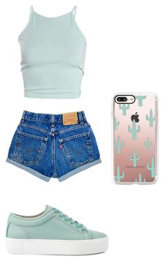 """""""Untitled #26"""" by miraclemitchell on Polyvore featuring Casetify"""