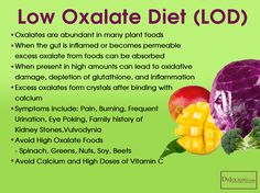 Could You Benefit from a Low-Oxalate Diet?