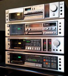 High End Audio For The Passionates 1980s Boombox, Retro Radios, Recording Equipment, Audio Equipment, Audio Design, Cassette Recorder, High End Audio, Hifi Audio, Diy Electronics