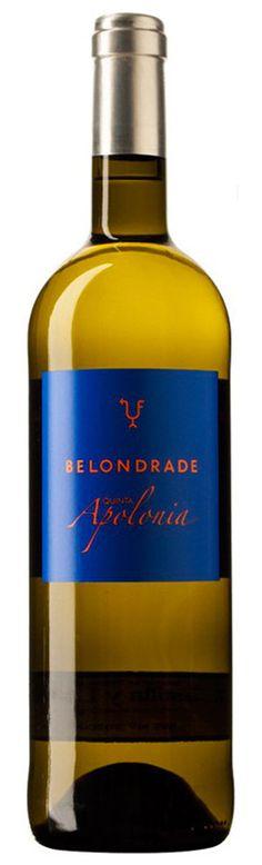 Belondrade Quinta Apolonia 2016 / Vino blanco joven / 100% Verdejo / V.T. Castilla y León / Bodega Belondrade / 13,5% / 7,5