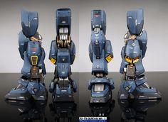 PG 1/60 Gundam Mk-II Titan - Customized Build Modeled by 역습의 곽달호
