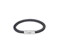 Joker Hermes Leather Bracelet Size M Swift Calfskinpalladium Plated 7 Cirference