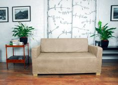 Ikea Solsta Sofa Bed Cover in Vintage by HipicaInteriors on Etsy