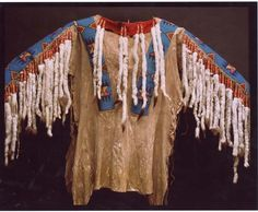 Blackfeet shirt