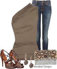 """Night Club ... minimal wear"" by amabiledesigns on Polyvore"