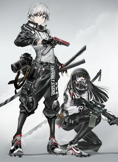 Safebooru is a anime and manga picture search engine, images are being updated hourly. Fantasy Character Design, Character Design Inspiration, Character Concept, Character Art, Mode Cyberpunk, Cyberpunk Anime, Chica Anime Manga, Anime Guys, Fantasy Characters