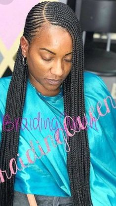Nice hair style for me - goddess braids - - Braid Recipes - Braid Black Girl Braids, Braids For Black Hair, Girls Braids, Cute Hairstyles For Kids, Black Girls Hairstyles, African Hairstyles, My Hairstyle, Box Braids Hairstyles, Poster Design