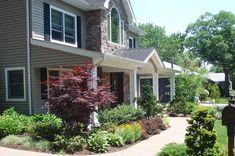 Front Yard Plants, Front Yard Planting Front Yard Landscaping Design & Build Landscape Massapequa, NY