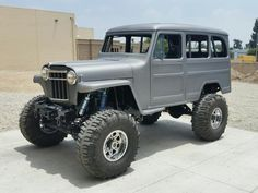 1955 Willys wagon build - Page 12 - Pirate4x4.Com : 4x4 and Off-Road Forum