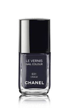 Love Chanel's Fall Nail Color Orage #currentlyobsessed #fallnails