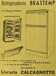 As reproduções a seguir, garimpadas em edições de 1958 e 1959, falam por si só. Entre as anunciantes, lojas que marcaram época em Caxias do Sul, como a Brazex, a Livraria Calcagnotto, a Auto Palácio e a antiga Loja Renner.