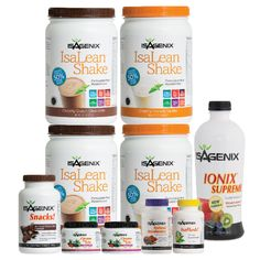30 Day Cleanse and Fat Burning - Weight Loss Shakes - Isagenix Australia