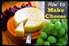 How To Make Cheese. We have raised goats for almost ten years now. At first, it was ONLY for our state's agricultural exemption. Reducing land taxes is