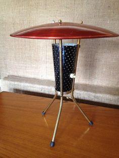 50s atomic Ritelite lamp
