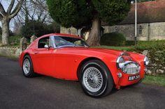 1963 AUSTIN-HEALEY 3000 MKII