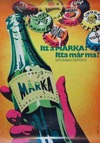 marka Vintage Advertising Posters, Vintage Advertisements, Vintage Posters, Budapest, Vintage Travel, Retro Vintage, Dj Yoda, 80s Design, School Posters