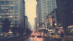 City fog #nyc #vsco #fall