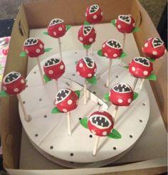 Super Mario Cake Pops Cake By Cakemomma1979 Cakes
