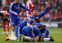 Match Report: Southampton 1-2 Chelsea - 27 Feb 16