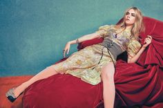 Cara Delevigne Photoshoot | W June/July Cover | W Magazine