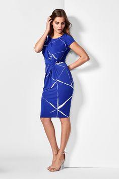 Victoria, Bodycon Dress, Dresses For Work, Elegant, Prints, Fashion, Classy, Moda, Body Con