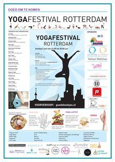 YogaFestival Rotterdam | Ayurveda Kliniek Nog een yogafestival!