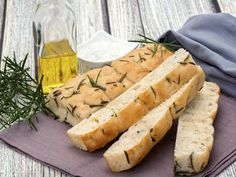 Learn more about the health benefits of rosemary and rosemary oil and try some delicious rosemary recipes.