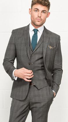 Purple Harry Brown Suit with Lambretta Shirt AW13 // Slaters ...