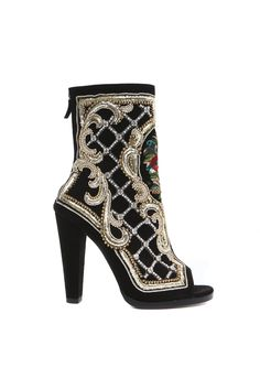 Balmain's Fall 2012 Bootie collection