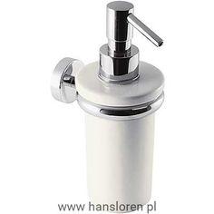 Max-Tres Ścienny ceramiczny dozownik do mydła chrom - 16163618 Soap Dispenser, Products, Trading Cards, Soaps, Bath, Soap Dispenser Pump, Gadget