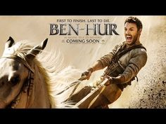 Ben-Hur – Brand New Trailer! – We Make Movies On Weekends