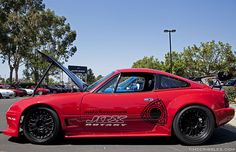 widebody miata looks like a 911
