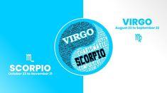 Zodiac Signs Compatibility: Scorpio and Virgo Compatibility