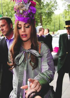 gaga stylish or over the top????????? u decide