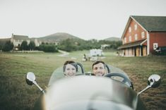 inspiration | have a little old fashioned fun with your bride and groom pics | via: green wedding shoes