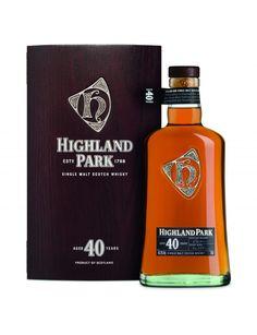 Higland Park Aged 40 Years