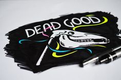 Dead Good Sketch Sand Creative