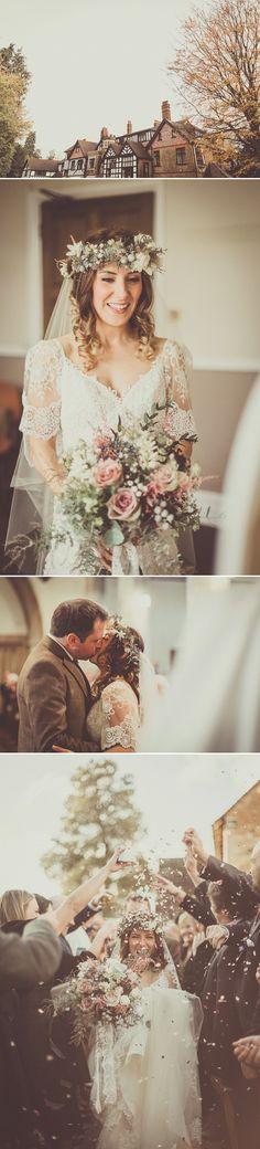 Casamento Boho Inglês   LaPartieDiva
