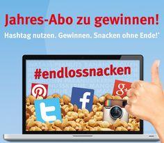 Farmer's Snack: #endlossnacken Display-Aktion