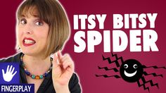 Itsy Bitsy Spider | Nursery Rhymes Kids Songs by Alina Celeste