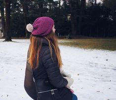 Det här årets första och förra årets sista Winter Hats, Crochet Hats, Fashion, Knitting Hats, Moda, Fashion Styles, Fashion Illustrations