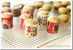 healthy recipes for picky kids | Power Packed Fruit and Veggie Muffin for Picky Eaters | Recipes