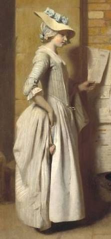Sew 18th Century: Apron Strings