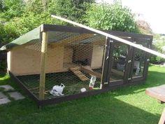 Se emne - Samletråd for bur og innhegninger Big Lego, Bunny Cages, Animal Room, Livestock, Guinea Pigs, Rabbits, Bunnies, Rooms, Gardens