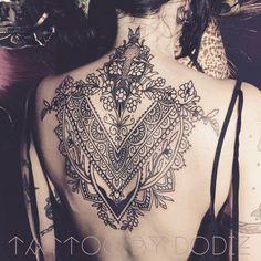 Tattoo by Dodie