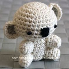 Lots of crochet animal patterns!.