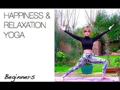 Get happy and relaxed in 7 minutes! You'll feel great after trying this video... I promise.