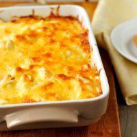 Cheesy Summer Squash Casserole...http://www.recipe4living.com/recipes/cheesy_summer_squash_casserole.htm